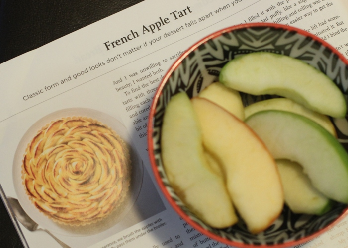 Apple Tart Inspiration