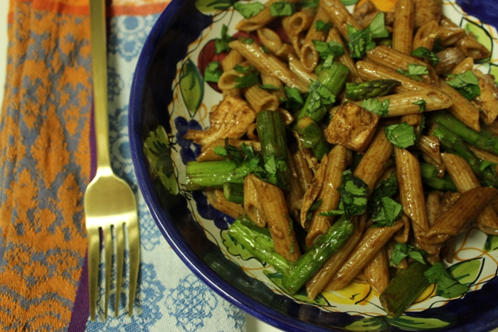 Roasted Balsamic Chicken Penne