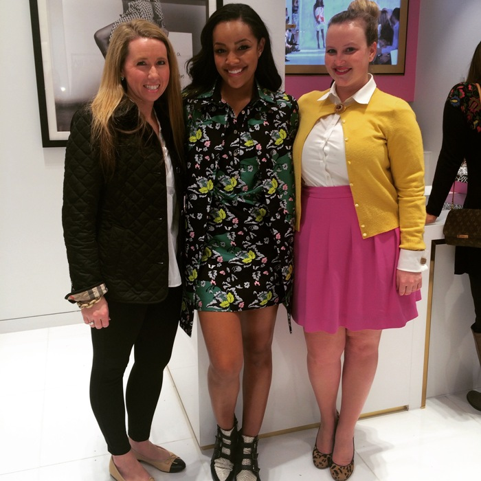 House of DVF Meet and Greet