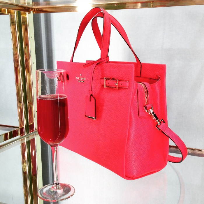 Kate Spade Shopping and Cocktails