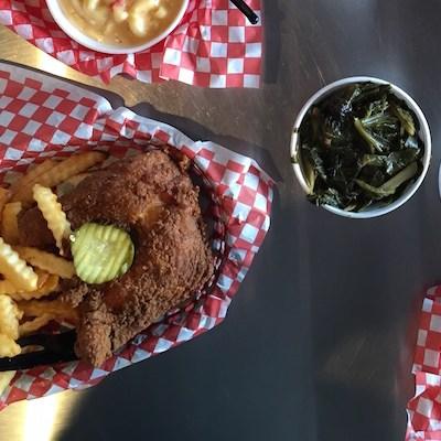 Hattie B's Nashville Hot Chicken