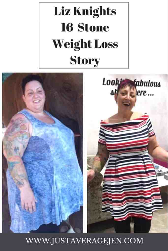 A Coffee Break with Liz Knight, a weight loss superstar!
