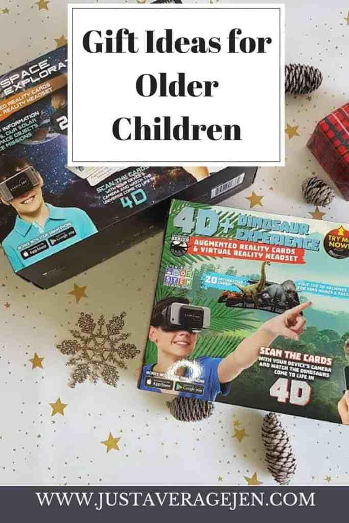 Gift Ideas for Older Children