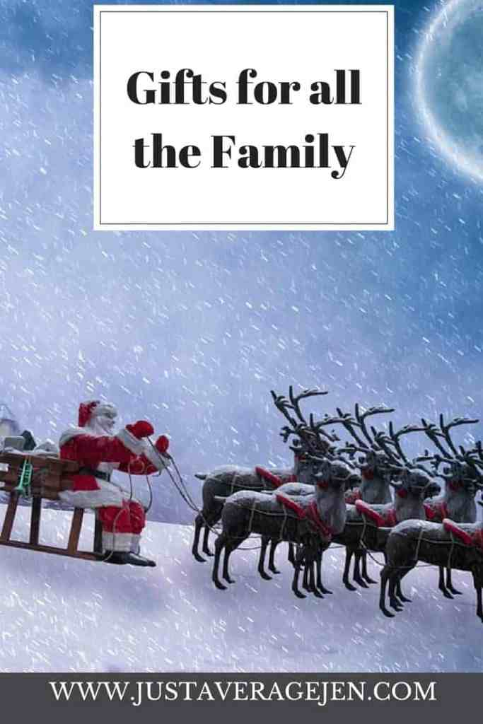 Gifts for all the Family