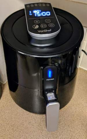VonShef Digital Air Fryer Review