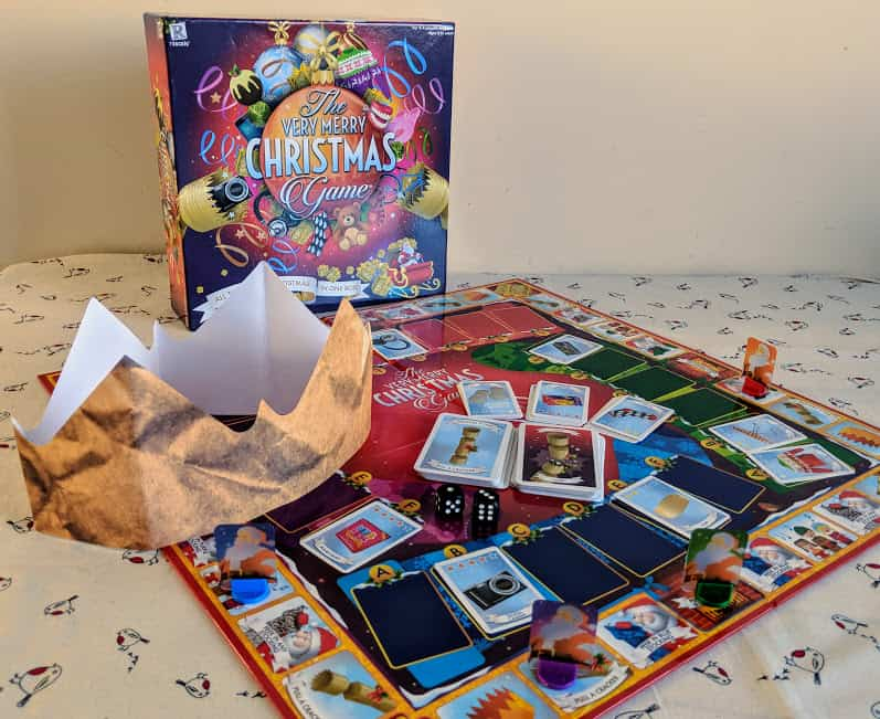Christmas Gifts for the Family or a Couple – Games