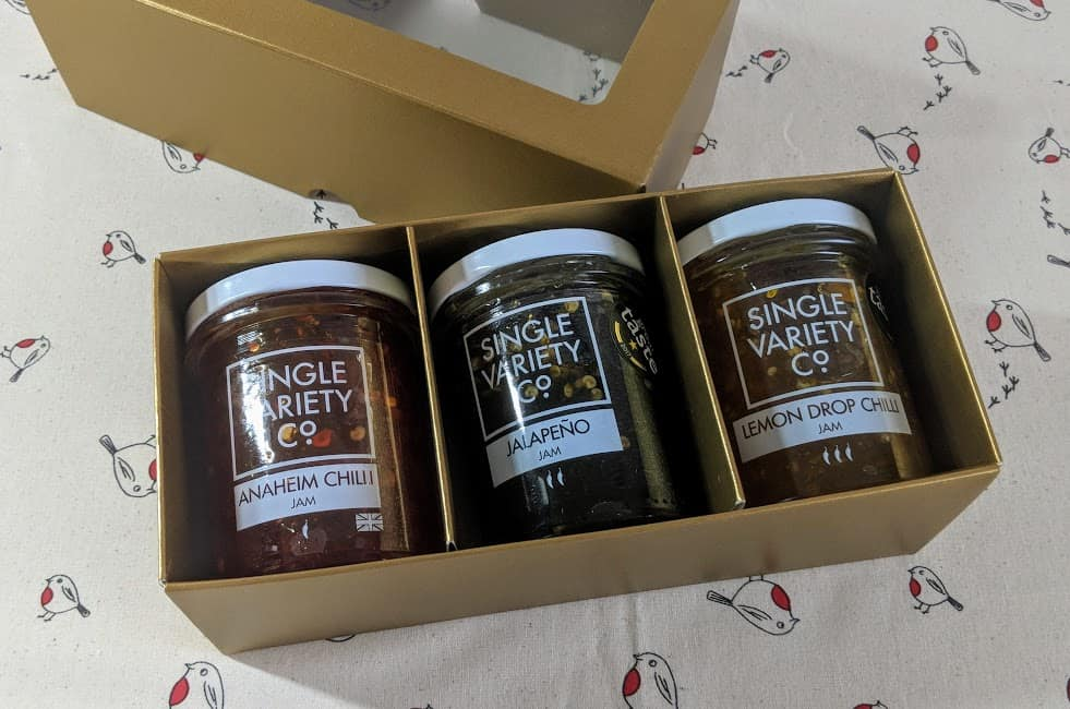 Christmas gifts for a foodie