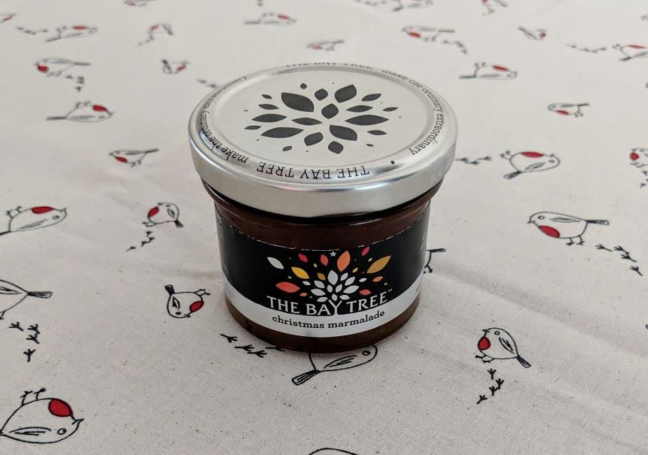 Christmas marmalade