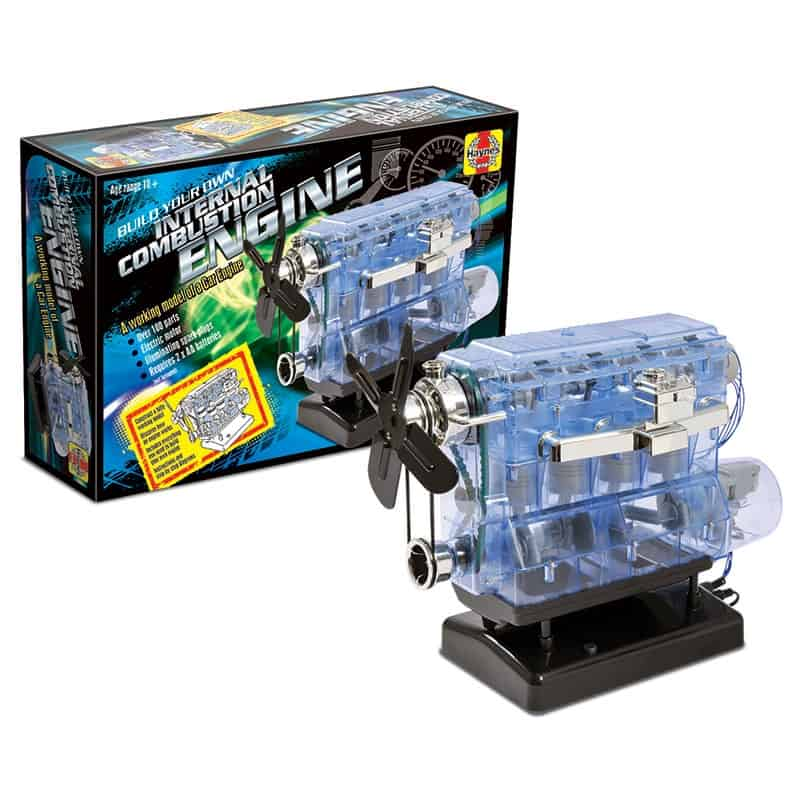 Win Haynes Build Your Own Internal Combustion Engine