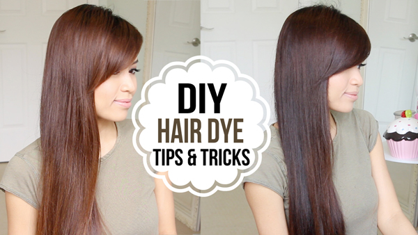 At home hair dye color tips and tricks just bebexo a lifestyle before and after color correction touch up using semi permanent dye solutioingenieria Image collections