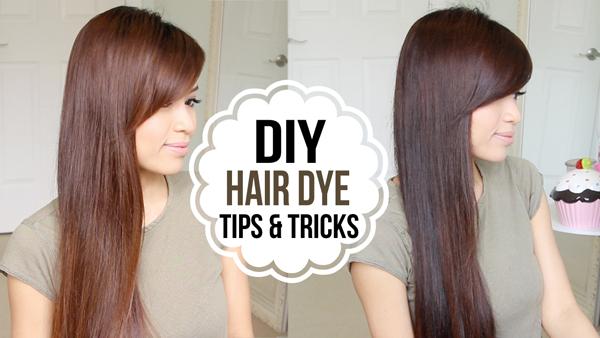 hair dye tips