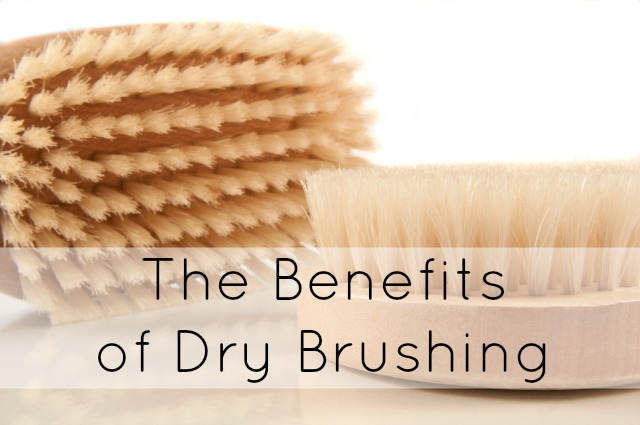 The Benefits of Skin Dry Brushing