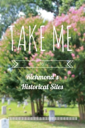 take me to richmonds sites