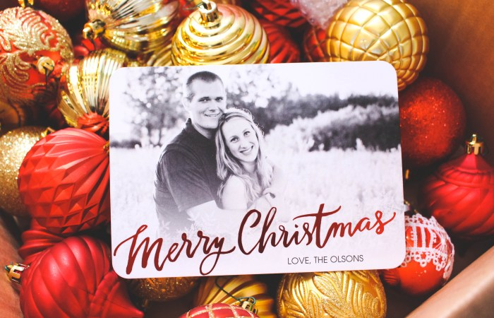 Our 2015 Christmas Cards