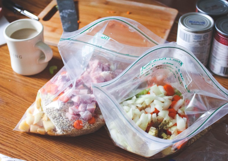 Why you should incorporate crockpot freezer meals into your life!