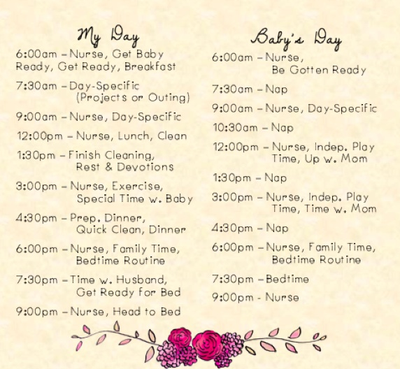 Jordan's Schedule for Blog Post