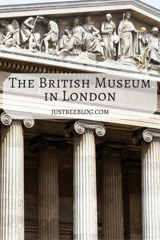 The British Museum in London - Just Bee