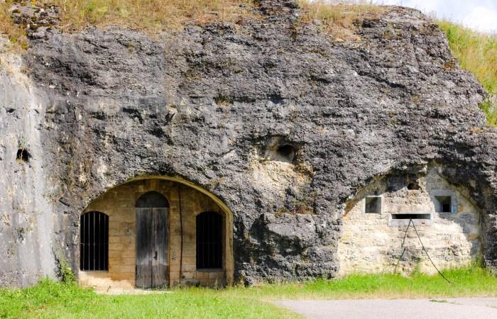 Verdun, France: Memorials + Forts