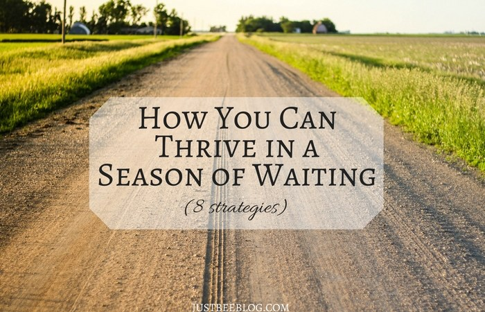 How You Can Thrive During a Season of Waiting