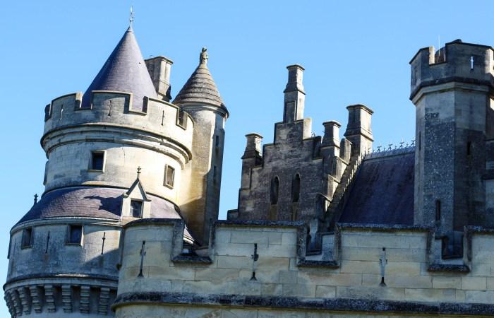 Chateau de Pierrefonds: a French Castle