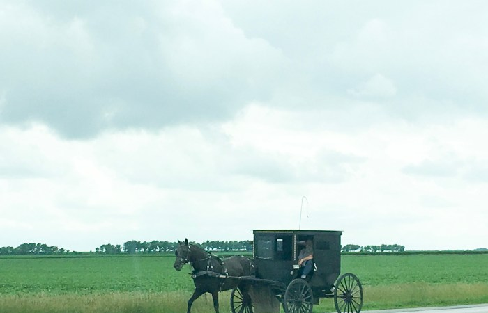 Visiting the Amish Community of Arthur, Illinois