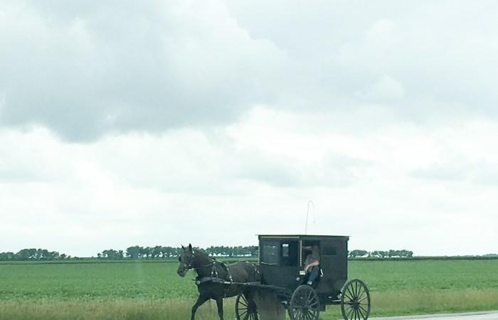 Visiting the Amish Community of Arthur, Illinois