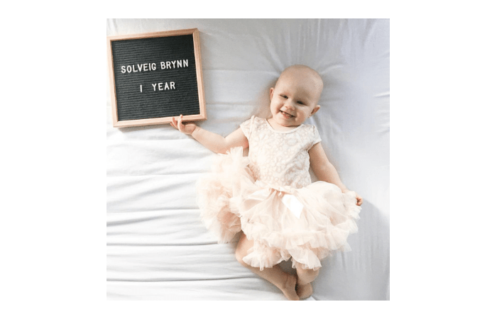 Sophie's 1 Year Update!