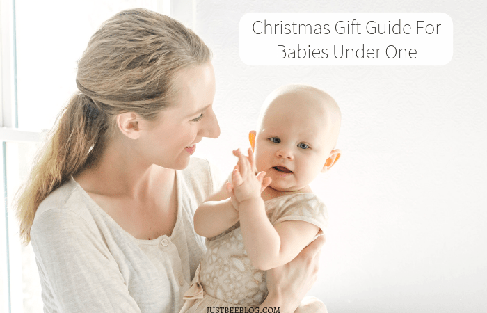 Christmas Gift Guide for Babies Under One
