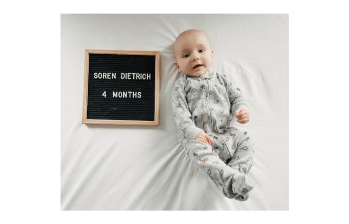 Soren's 4 Month Update