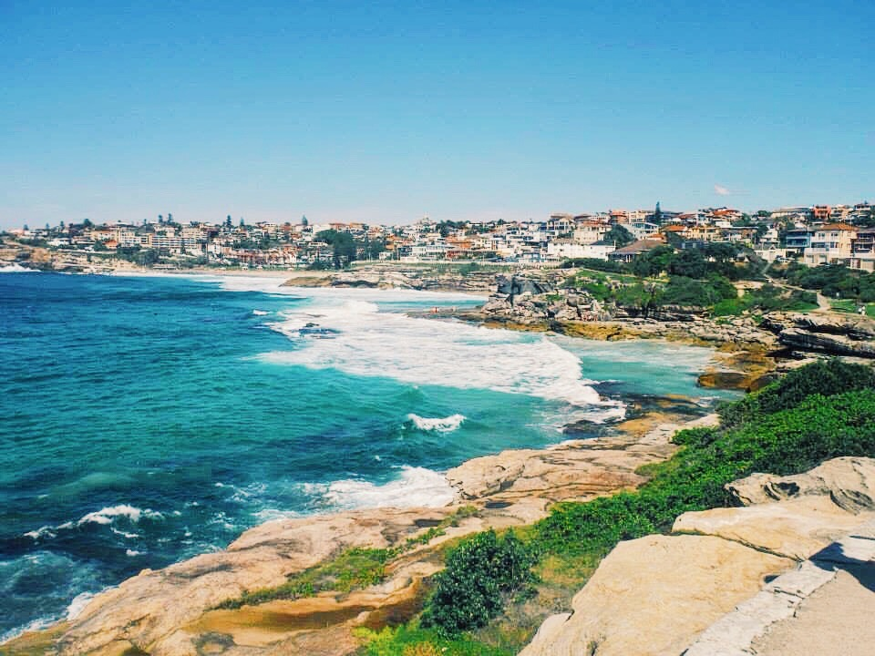 The Bondi to Bronte Walk