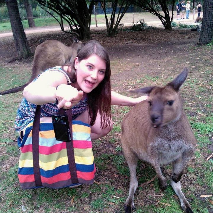 www.justbeingbrooklyn.com - kangaroo