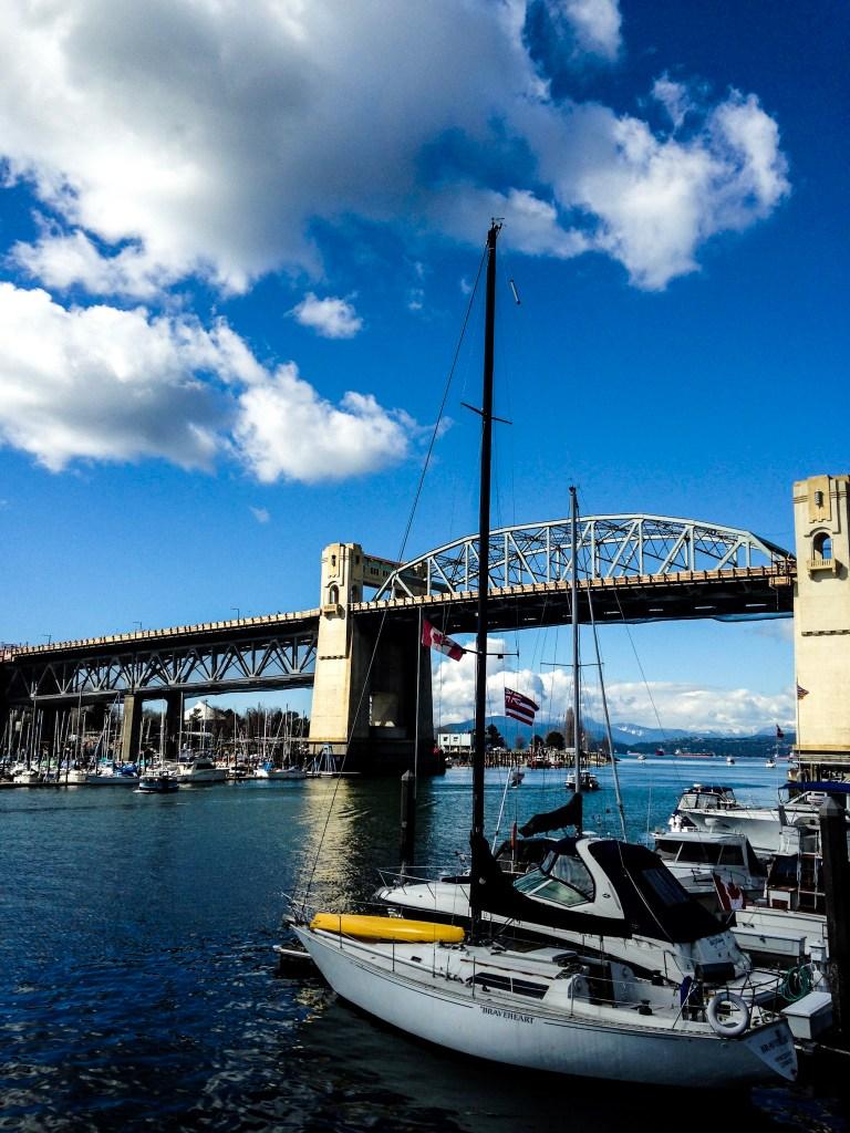 A Sunny Walk Along Vancouver's Seawall