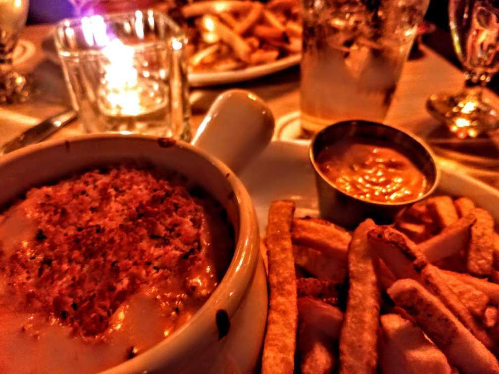 Dinner Date At Biercraft