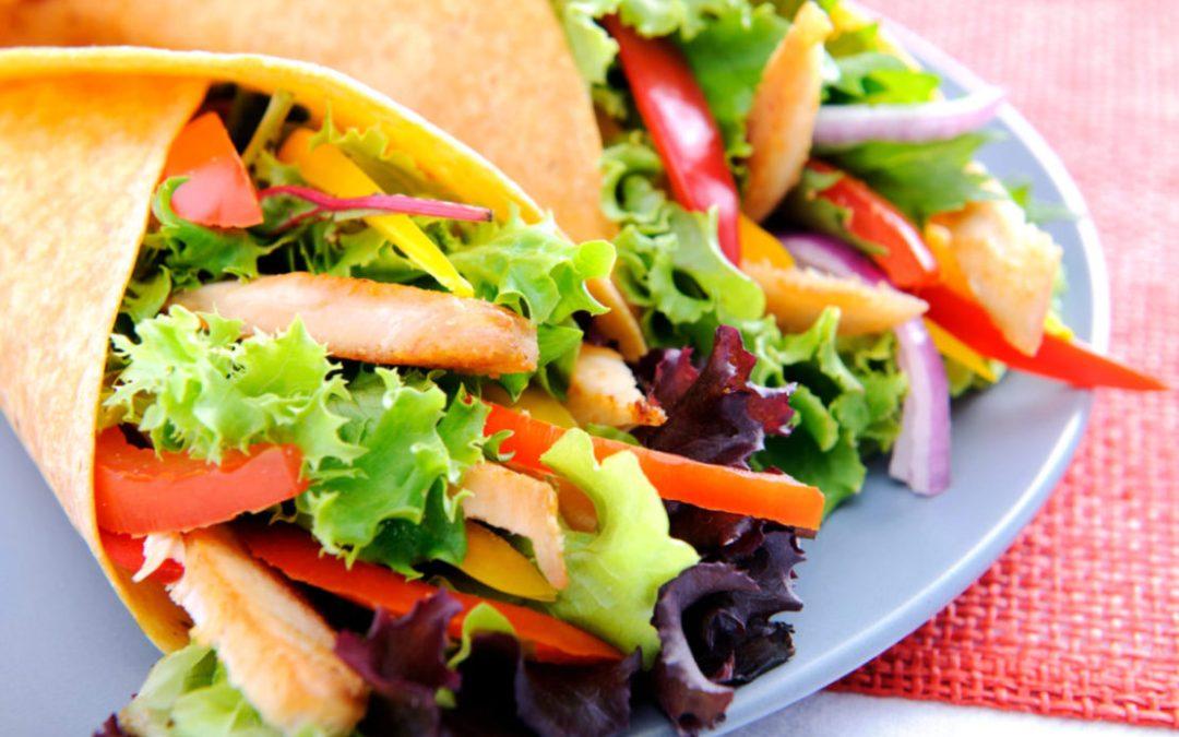Vegan Tacos- BBQ Tofu or Beyond Meat!