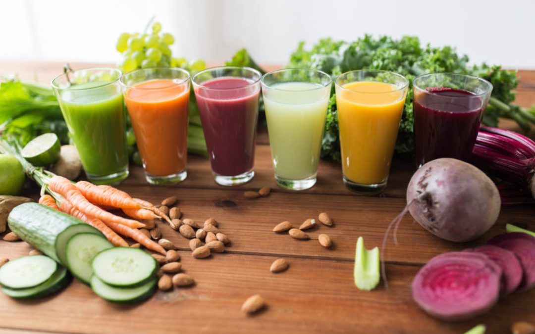 Top Detox Juice Recipes