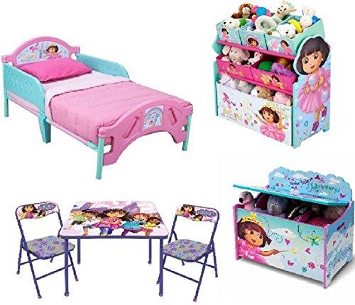 Dora Storage Bed Toddler