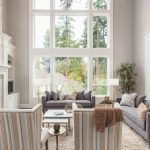 Best Window Treatments For Large Windows Just Blinds Inc