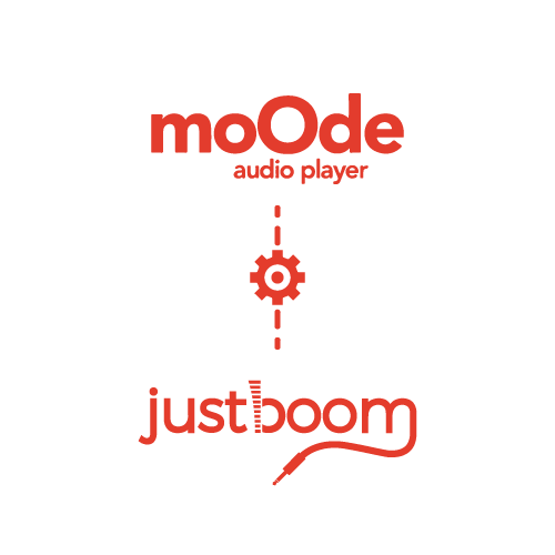 configure justboom with moode