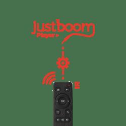 JustBoom Player IR Remote Configuration