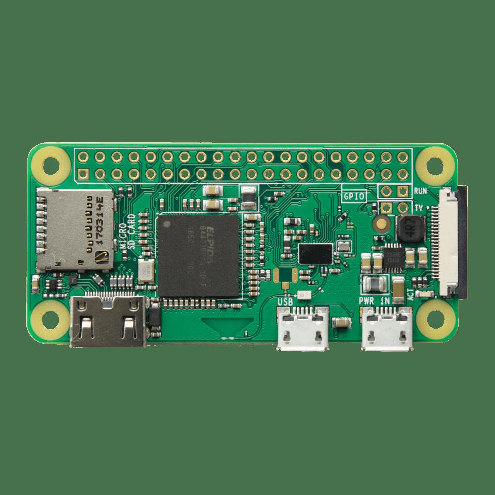 Raspberry Pi Zero W • JustBoom