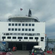 Mit der Fähre nach Island – Fähre Norröna