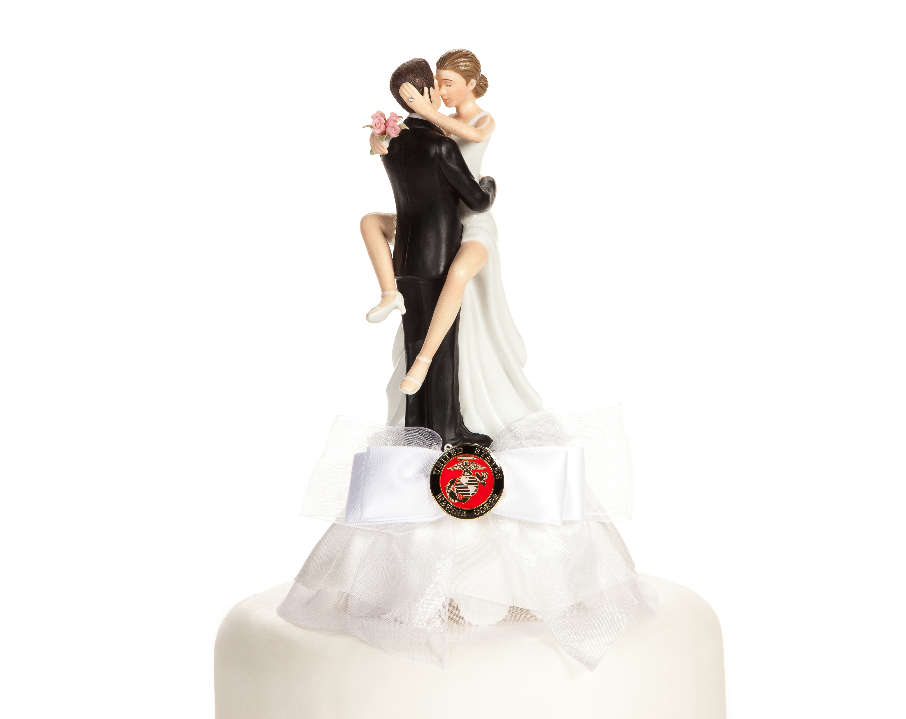 Military Sexy Cake Topper