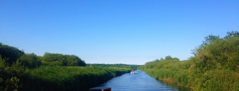 Norfolk Broads Day Boat Trip UK