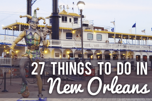 27 Things To Do in New Orleans, Louisiana