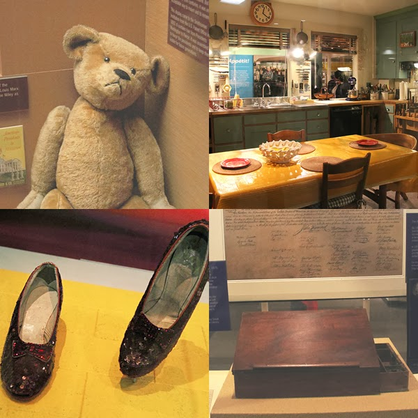 Must-See items at the National American History Museum