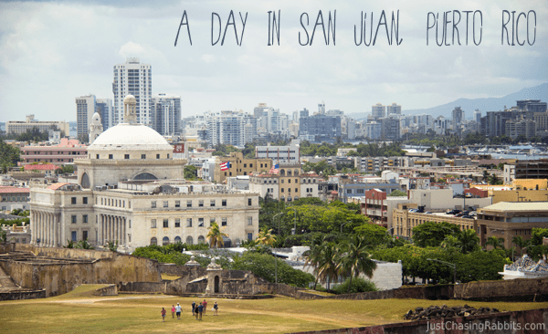 A Day in San Juan, Puerto Rico