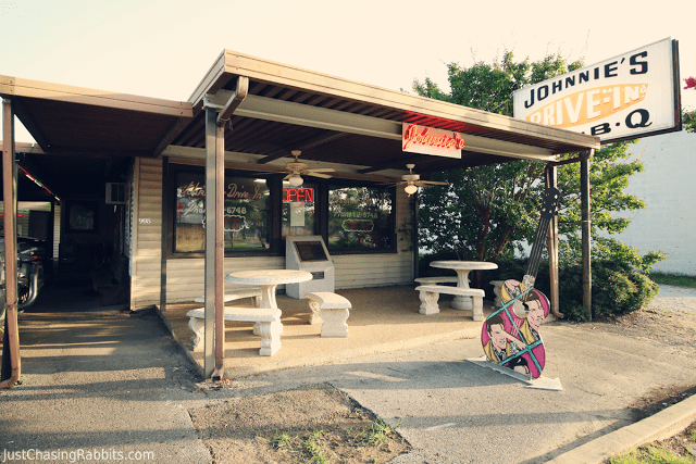 Johnnie's Drive-In: Tupelo, Mississippi's Oldest Restaurant