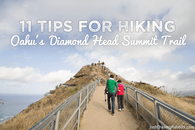 11 Tips for Hiking the Diamond Head Crater Summit Trail in Oahu, Hawaii