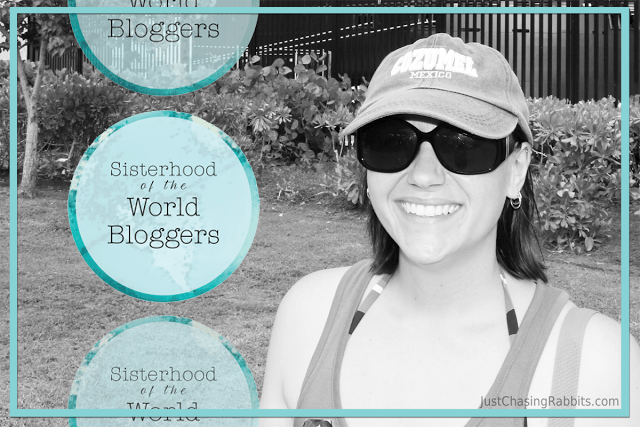 "Our 2nd ""Sisterhood of the World Bloggers"" Award!"