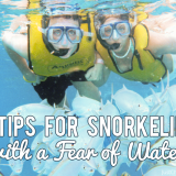 5 Tips for Snorkeling with a Fear of Water